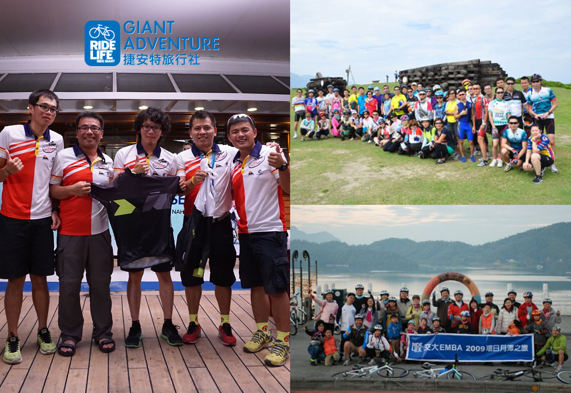 376ee0a83674 Giant Adventure offers fixed departure dates from Taichung and Taipei for  their Round Island Tours. These tours range from 9 days to 15 days  depending on ...